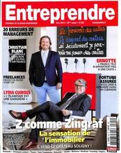 Entreprendre N° 329 Avril 2019