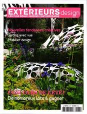 Extérieurs design N° 68 Juillet 2019