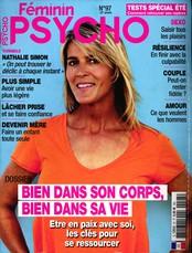 Féminin Psycho N° 97 Juillet 2019