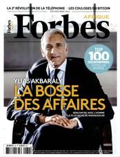 Forbes Afrique N° 59 Août 2019