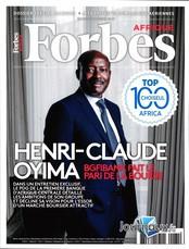 Forbes Afrique N° 61 Novembre 2019