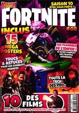 Fortnite N° 8 Août 2019