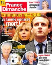 France dimanche N° 3795 Mai 2019