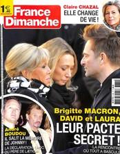 France dimanche N° 3799 Juin 2019