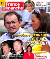 France dimanche N° 3819 Novembre 2019