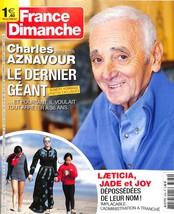 France dimanche N° 3815 Octobre 2019