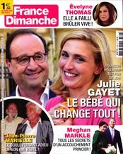 France dimanche N° 3803 Juillet 2019