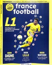 France Football N° 3817 Juillet 2019