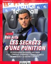 France Football N° 3816 Juillet 2019