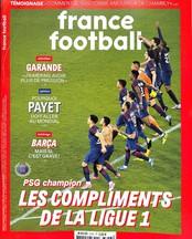 France Football N° 3834 Novembre 2019