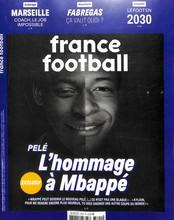 France Football N° 3825 Septembre 2019