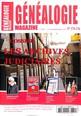 Généalogie magazine N° 375 Avril 2019