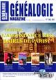 Généalogie magazine N° 382 Avril 2020