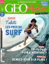 Géo Ado N° 198 Juillet 2019