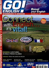 Go! English N° 99 Octobre 2019