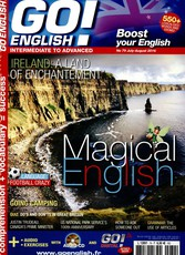 Go! English N° 99 Octobre 2019