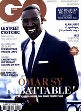 GQ Gentlemen's quarterly N° 135 Octobre 2019