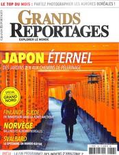 Grands Reportages N° 457 Février 2019