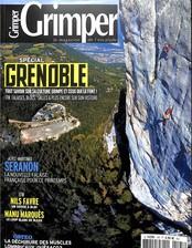 Grimper Magazine N° 195 Mars 2019