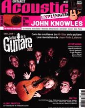 Guitarist Acoustic N° 67 Avril 2019