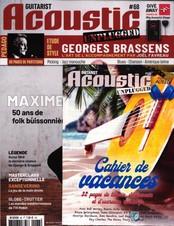 Guitarist Acoustic N° 68 Juillet 2019