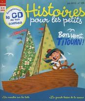 Histoires Pour Les Petits N° 2184 Mars 2019