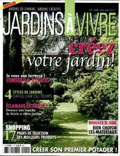 Jardins à vivre N° 5 Mars 2019