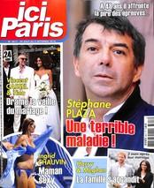 Ici Paris N° 3871 Septembre 2019