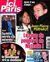 Ici Paris N° 3883 Décembre 2019
