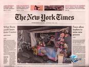 International New York Times N° 401 Avril 2020