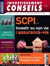 Investissement Conseils N° 822 Juin 2019