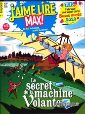 J'aime lire max N° 253 Janvier 2020