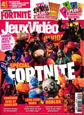 Jeux vidéo magazine junior N° 17 Juillet 2019