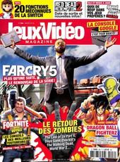 Jeux vidéo magazine N° 224 Août 2019