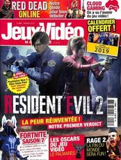 Jeux vidéo magazine N° 216 Décembre 2018
