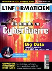 L'informaticien N° 179 Juillet 2019