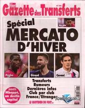 La Gazette des Transferts N° 104 Décembre 2019