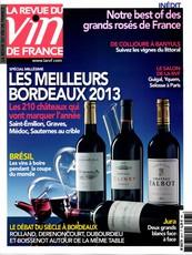 La revue du vin de France N° 639 Février 2020