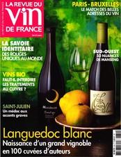 La revue du vin de France N° 631 Avril 2019