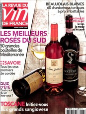 La revue du vin de France N° 640 Avril 2020
