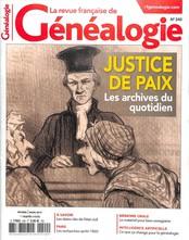 La Revue Française de Généalogie N° 240 Janvier 2019