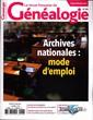 La Revue Française de Généalogie N° 246 Janvier 2020