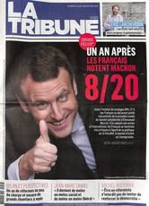 La Tribune N° 309 Novembre 2019