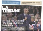 La Tribune N° 288 Avril 2019