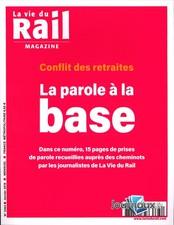 La Vie du Rail Magazine N° 3364 Décembre 2019