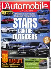 L'Automobile magazine N° 874 Février 2019