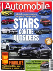 L'Automobile magazine N° 875 Mars 2019