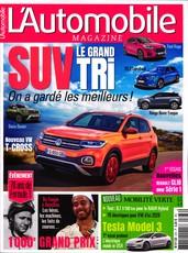 L'Automobile magazine N° 876 Avril 2019