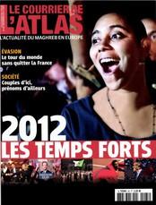 Le Courrier de l'Atlas N° 141 Novembre 2019
