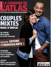 Le Courrier de l'Atlas N° 138 Juillet 2019
